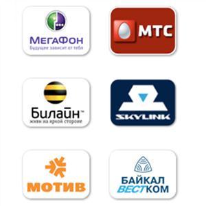 Операторы сотовой связи Решетниково