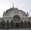 Железнодорожные вокзалы в Решетниково