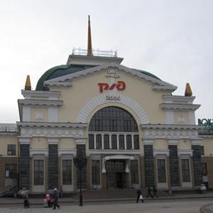 Железнодорожные вокзалы Решетниково